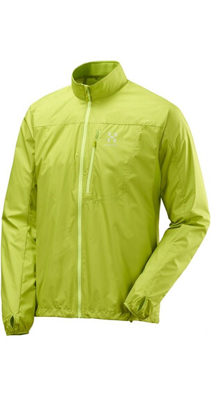 Haglöfs M's Shield Jacket Glow Green (26N)